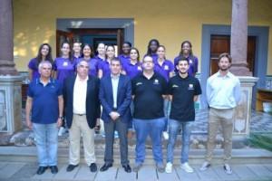 Recepción Ayuntamiento La Laguna. 29-10-2014.