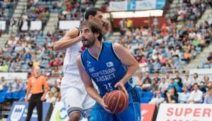 Gipuzkoa Basket vs Real Madrid