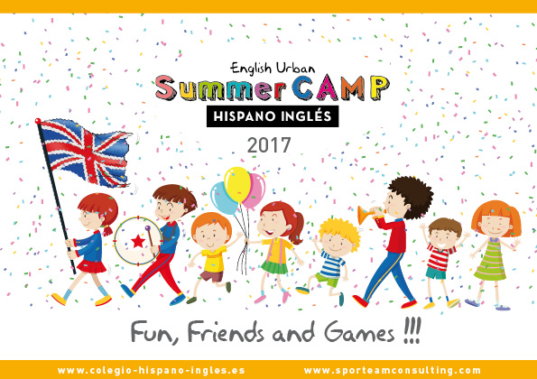 English Urban Camp Septiembre 2017