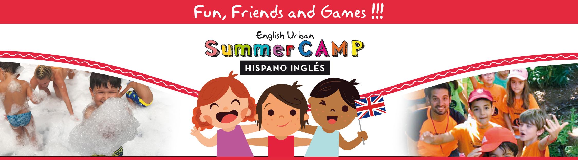 SEPTIEMBRE Urban Summer Camp Colegio Hispano Inglés