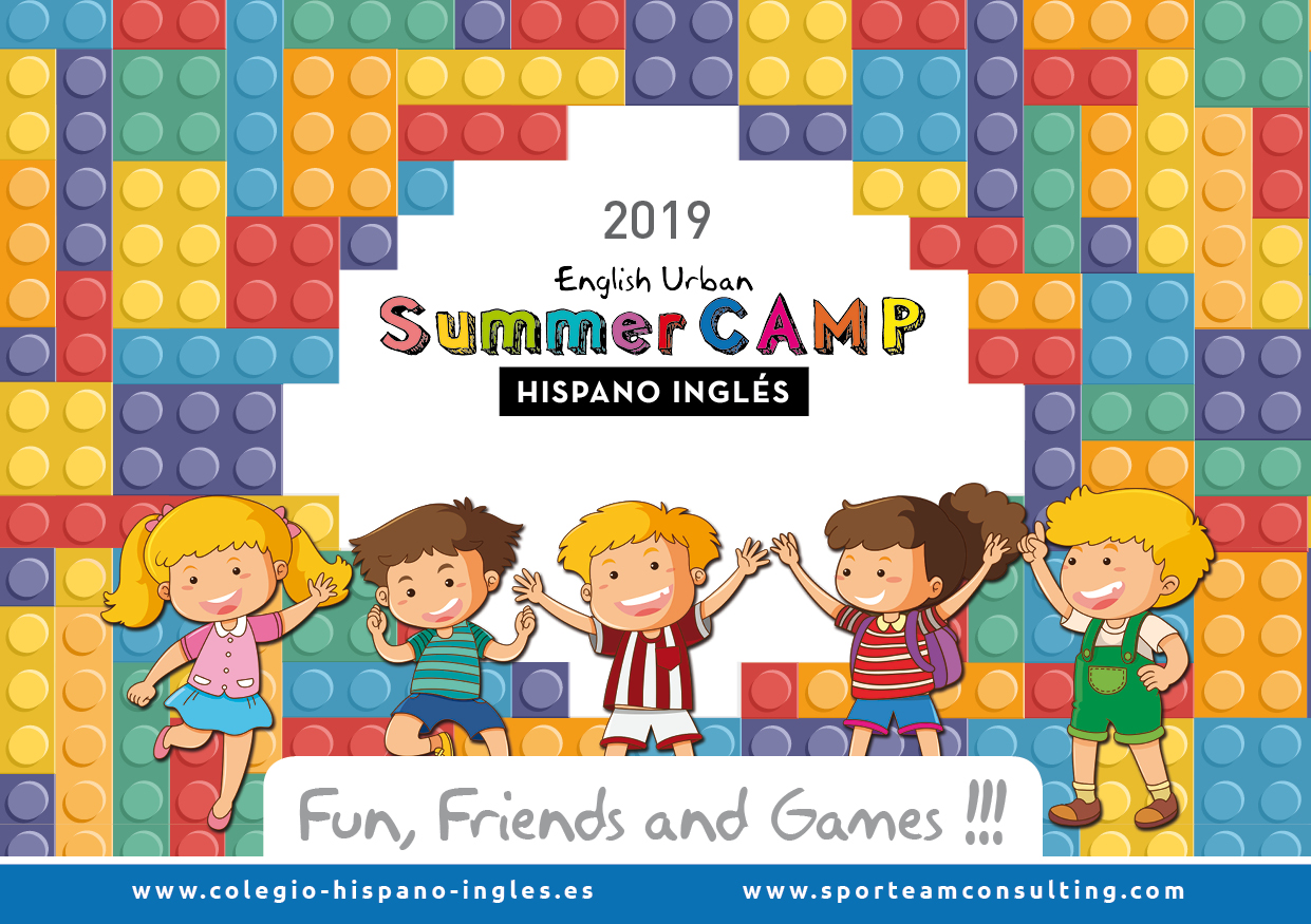 English Urban Summer Camp 2019