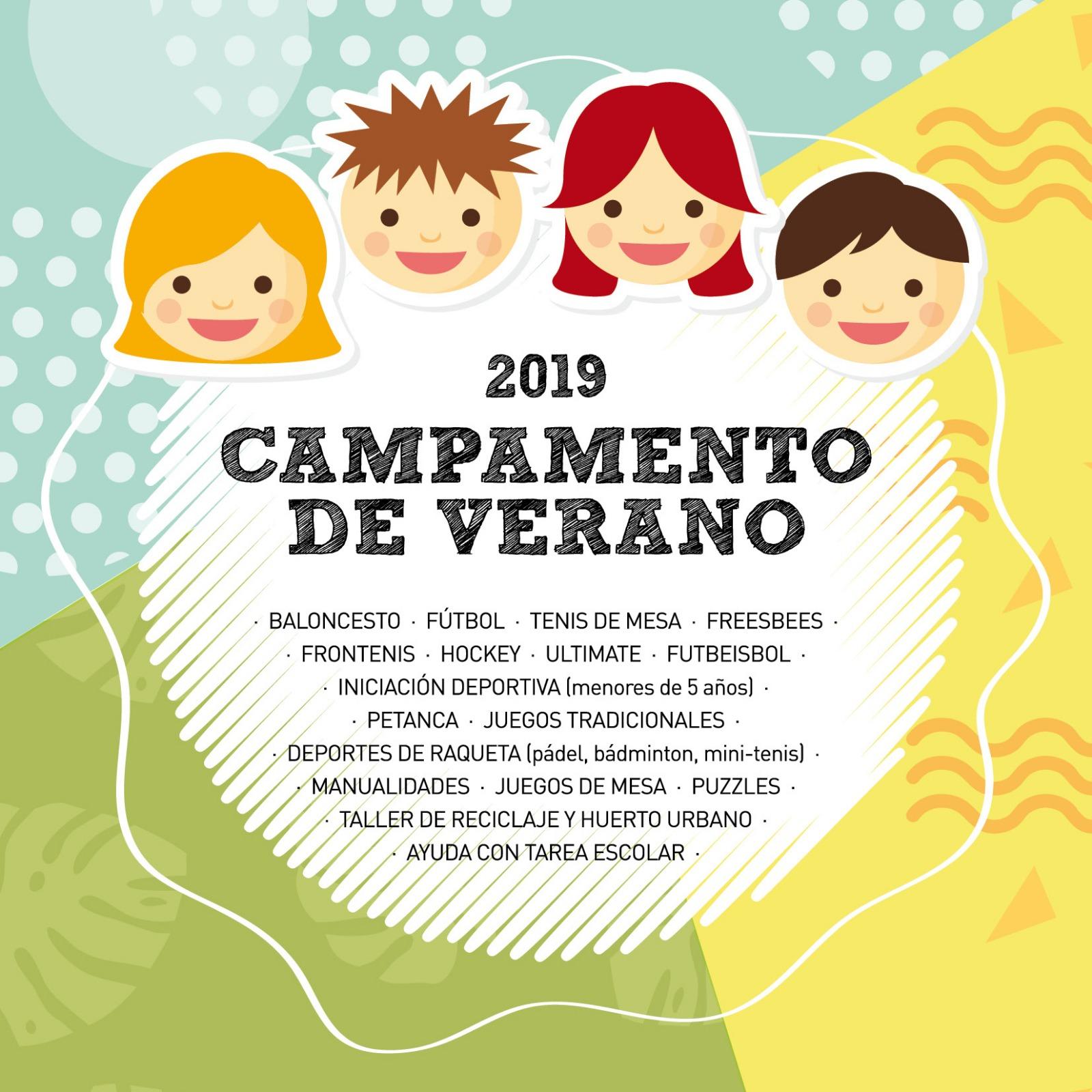 Campamento de Verano Círculo de Amistad 2019