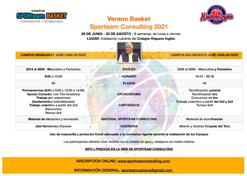 Verano Basket 2021